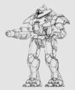 CG Catalyst Clan Striker Star Redesign Sketches 1