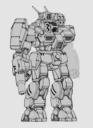 CG Catalyst Clan Striker Star Redesign Sketches 2