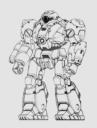 CG Catalyst Clan Striker Star Redesign Sketches 3