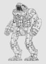 CG Catalyst Clan Striker Star Redesign Sketches 5