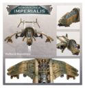 Forge World Aeronautica Imperialis Astra Militarum Vulture Gunships With Punisher Cannon 2