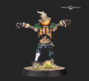 Games Workshop Blood Bowl Terrifying Touchdowns From Beyond The Grave! 1