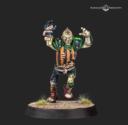 Games Workshop Blood Bowl Terrifying Touchdowns From Beyond The Grave! 3
