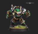 Games Workshop Blood Bowl Waaagh! 'Ere Come Da Black Orcs 1