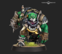 Games Workshop Blood Bowl Waaagh! 'Ere Come Da Black Orcs 2