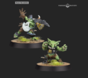 Games Workshop Blood Bowl Waaagh! 'Ere Come Da Black Orcs 7