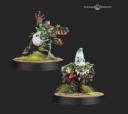 Games Workshop Blood Bowl Waaagh! 'Ere Come Da Black Orcs 8