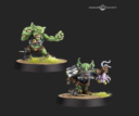 Games Workshop Blood Bowl Waaagh! 'Ere Come Da Black Orcs 9