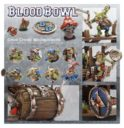 Games Workshop Crud Creek Nosepickers – Snotling Blood Bowl Team 2