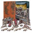 Games Workshop Warhammer 40.000 Befehlshaber Edition Schlachtfelderweiterung 1