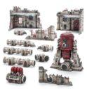 Games Workshop Warhammer 40.000 Befehlshaber Edition Schlachtfelderweiterung 2
