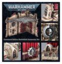 Games Workshop Warhammer 40.000 Befehlshaber Edition Schlachtfelderweiterung 3