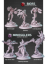 HS Star Scrappers Battledrill 3D Printable Skirmish (STL) 2