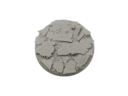 Micro Art Studio Ruined Chapel Bases, Round 80mm (1) 2