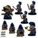 Ninja Division Sapphire Royal Army Starter 1