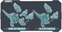 Raygun Raptors Kickstarter STL 1