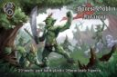 Shieldwolf Miniatures Forest Goblin Infantry