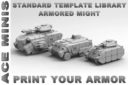 Standard Template Library Armored Might 1