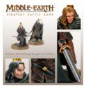 Forge World Anborn & Mablung, Rangers Of Ithilien 2