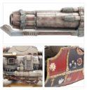 Forge World Warlord Titan Mori Quake Cannon 2
