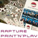GB Gravity Bay Rapture Print And Play