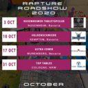 GB Gravity Bay Rapture Roadshow 1