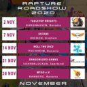 GB Gravity Bay Rapture Roadshow 2