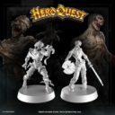 HB Hasbro Heroquest 20