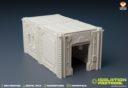 Isolation Protocol Modular 3D Printable Sci Fi Terrain STL10