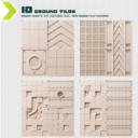 Isolation Protocol Modular 3D Printable Sci Fi Terrain STL14