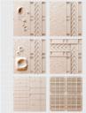 Isolation Protocol Modular 3D Printable Sci Fi Terrain STL15