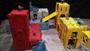 Isolation Protocol Modular 3D Printable Sci Fi Terrain STL25