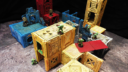 Isolation Protocol Modular 3D Printable Sci Fi Terrain STL31