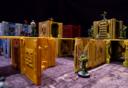 Isolation Protocol Modular 3D Printable Sci Fi Terrain STL32