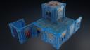Isolation Protocol Modular 3D Printable Sci Fi Terrain STL37