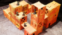 Isolation Protocol Modular 3D Printable Sci Fi Terrain STL43