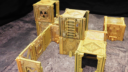 Isolation Protocol Modular 3D Printable Sci Fi Terrain STL44