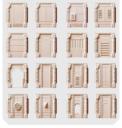 Isolation Protocol Modular 3D Printable Sci Fi Terrain STL51