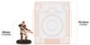 Isolation Protocol Modular 3D Printable Sci Fi Terrain STL6