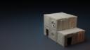 Isolation Protocol Modular 3D Printable Sci Fi Terrain STL60