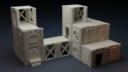 Isolation Protocol Modular 3D Printable Sci Fi Terrain STL63