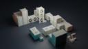 Isolation Protocol Modular 3D Printable Sci Fi Terrain STL65