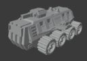 JOJO Vehicle Platform Tibor 18