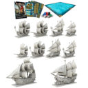 MG Mantic Armada Two Player Starter Set Pre Order Bundle