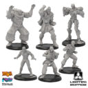Ninja Division  Way Of The Fighter Minis1