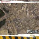 PWorkwargames Necropolis Wargames Terrain Mat 5