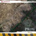 PWorkwargames Necropolis Wargames Terrain Mat 6