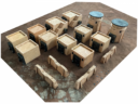 Urban Matz Badlands Bunkers Full Set