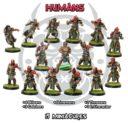 Zenit Miniatures The Thousand Faces Cult 5