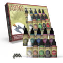AP Metallic Colours Paint Set 1